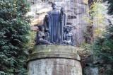 Richard Wagener Denkmal im Liebethaler Grund
