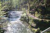 Wehr an der Lochmühlbrücke
